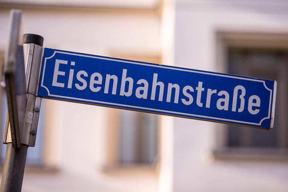 Erst im November 2018 wurde die Eisenbahnstraße zur Waffenverbotszone erklärt.