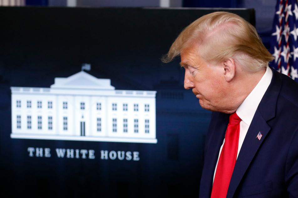 Rassismus-Vorwürfe gegen Trump: US-Präsident muss Wahlkampf verschieben