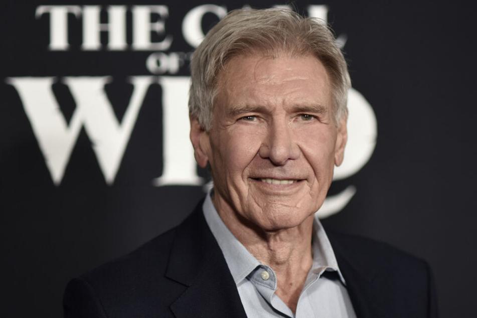 Harrison Ford (77) setzt im Kampf gegen den Klimawandel au die Wissenschaft. (Archivbild)