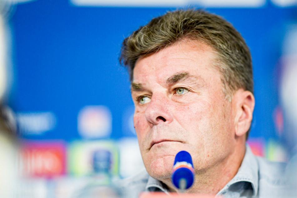 Dieter Hecking spielt gegen St. Pauli mit einer fast komplett erneuerten Mannschaft.