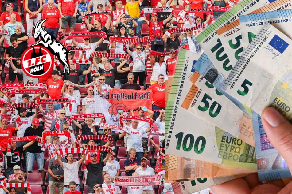 1. FC Köln verbannt Bargeld komplett aus dem Stadion!
