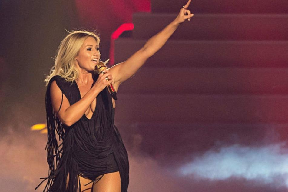 """Auch Schlagerstar Helene Fischer (33) ließ sich von den beiden Erzgebirgern bereits einen Remix für ihren Song """"Nur mit dir"""" machen."""