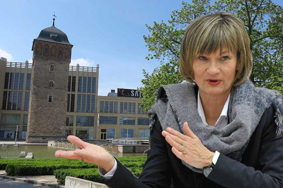 OB Barbara Ludwig sieht in der Bewerbung zur Kulturhauptstadt eine große Chance für Chemnitz.