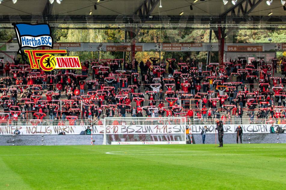 Hertha BSC und Union Berlin: Bittere Maßnahme trifft Fans!