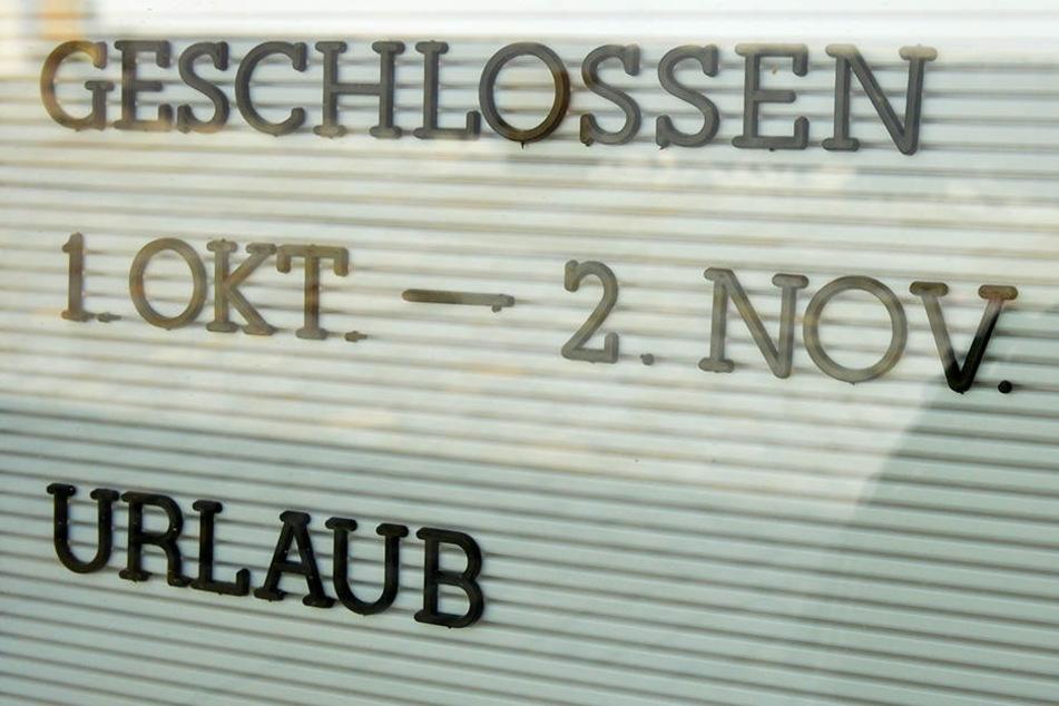 Wegen Urlaub: Radeburgs Stadtbibliothek bleibt einen Monat geschlossen.