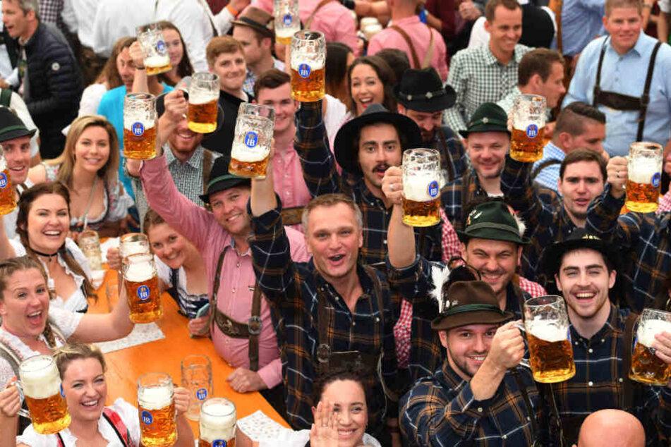 Oktoberfest: Das sind die gefragtesten Festzelte auf der Wiesn