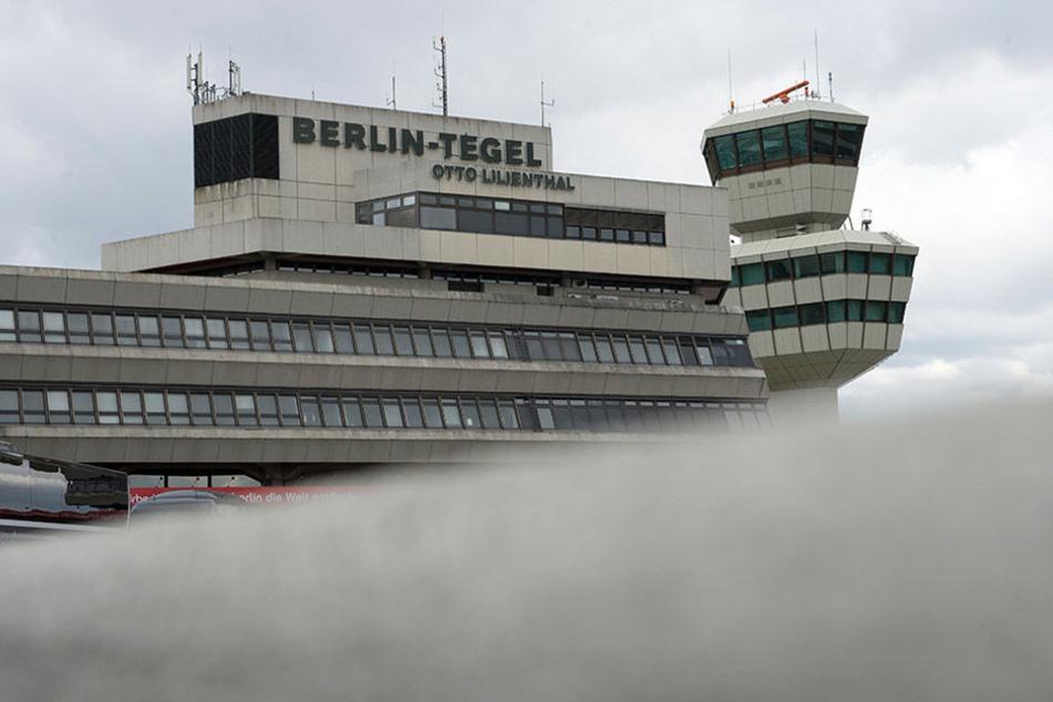 Entweder man hasst ihn oder man liebt ihn: Der in die Jahre gekommene Flughafen Tegel.