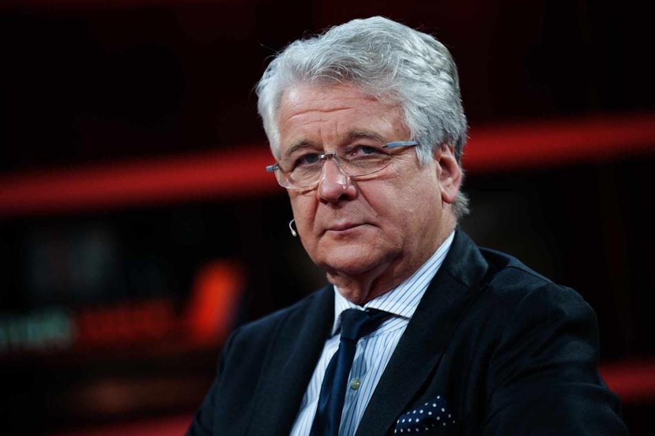Sportjournalist Marcel Reif (71) gab der UEFA in ihrem Vorgehen recht.