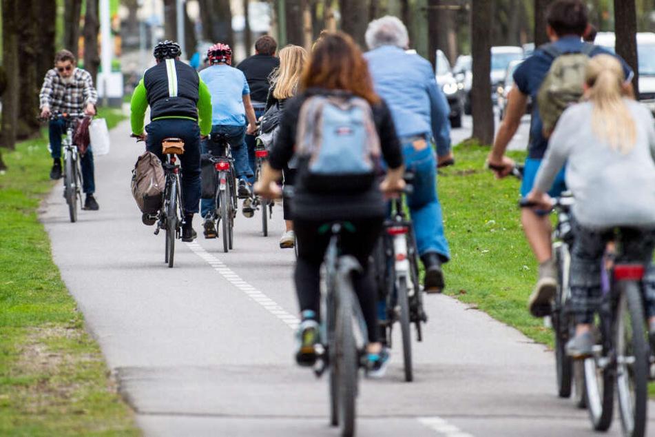 Komfortabler, breiter und vor allem sicherer: Fahrradfahrer dürfen sich in München freuen