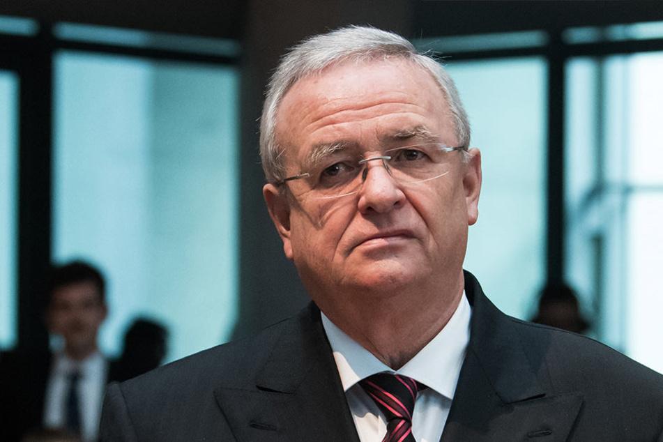 Martin Winterkorn ist der ehemalige Vorstandsvorsitzende von Volkswagen.