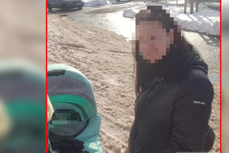 Sie und ihr vier Monate alter Sohn wurden vermisst: Monique B. ist wieder da!