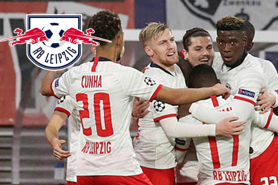 """RB Leipzig durch Sabitzer-Knaller mega happy: """"Von dem träumst du!"""""""