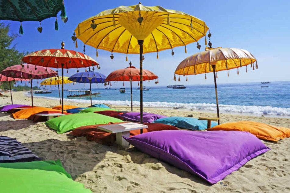 Das Urlaubsparadies Bali wurde für die beiden Australierinnen zum Horror.