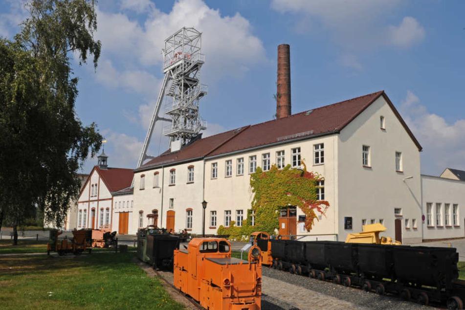 Die Zahl der Bergleute ist seit dem Ende der DDR zurückgegangen, aber der Bergmanns-Beruf hat Zukunft.