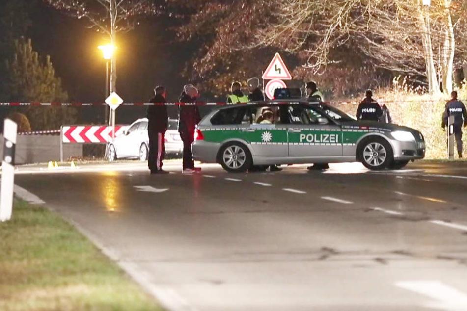 Die Polizei sucht nach dem schrecklichen Fund in Schongau nach Zeugen.