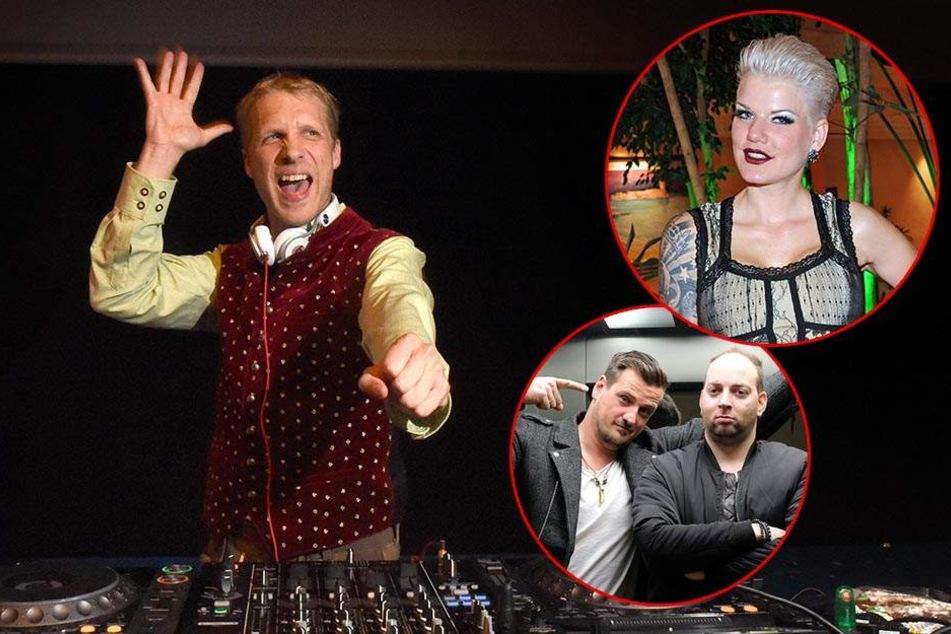 Oli Pocher, Melli Müller und Stereoact sorgen für Party-Stimmung im Nova Eventis.