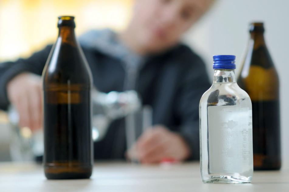 Immer mehr Jugendliche kommen im Ländle mit einer Alkoholvergiftung ins Krankenhaus. (Symbolbild)