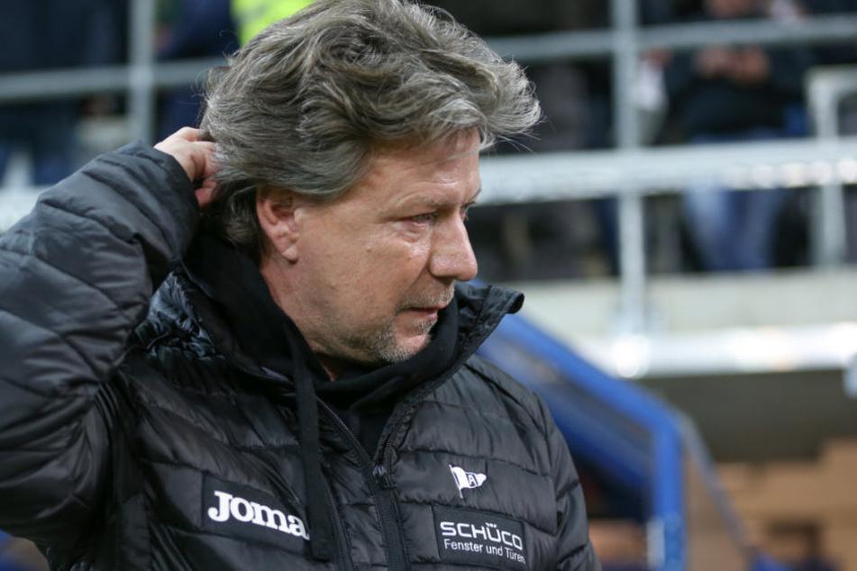 Das Spiel gegen den SC Paderborn war für Jeff Saibene ein guter Schritt in Richtung der alten Zeiten.