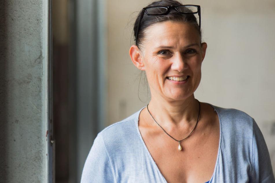 Museumsleiterin Kirstin Zinke freut sich über den Umbau.