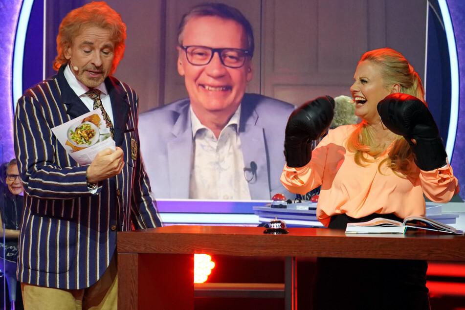 """Günther Jauch: Günther Jauch droht dritter TV-Ausfall: """"Viruswerte sind schlecht bei mir"""""""