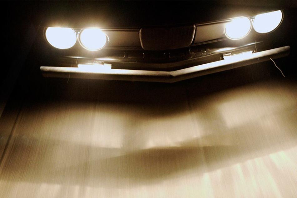 """Im """"Tatort: Nachtsicht"""" wird ein Auto zur Mordwaffe."""