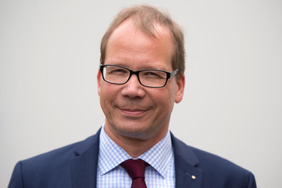 Der Chef der Diakonie Mitteldeutschland, Christoph Stolte.