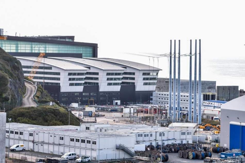 """Im französischen Atomkraftwerk """"Flamanville"""" soll es eine Explosion gegeben haben. (Symbolbild)"""