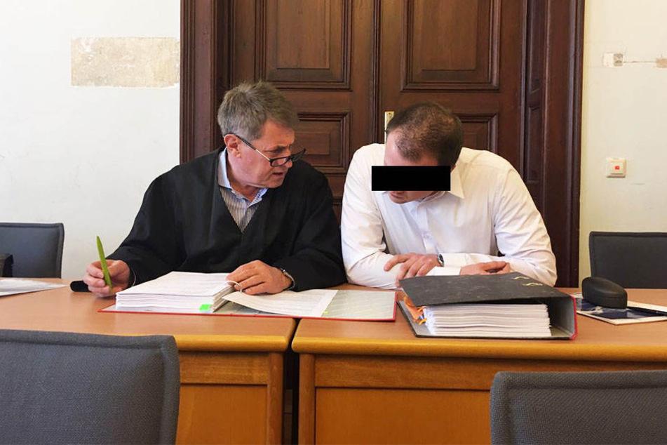 """Verteidiger Stephan Bonell über das Urteil: """"Ich bin nicht unzufrieden über den Schuldspruch, nur über die Höhe."""""""