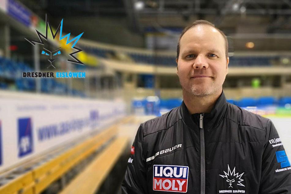 Bradley Gratton wird neuer Eislöwen-Trainer