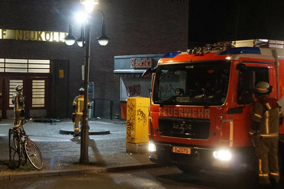 Die Feuerwehr rückte in kürzester Zeit an und löschte den Brand.