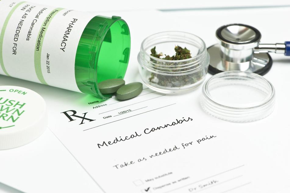 Medizinisches Cannabis findet inzwischen sowohl bei physischen als auch psychischen Krankheiten Verwendung. (Symbolbild)