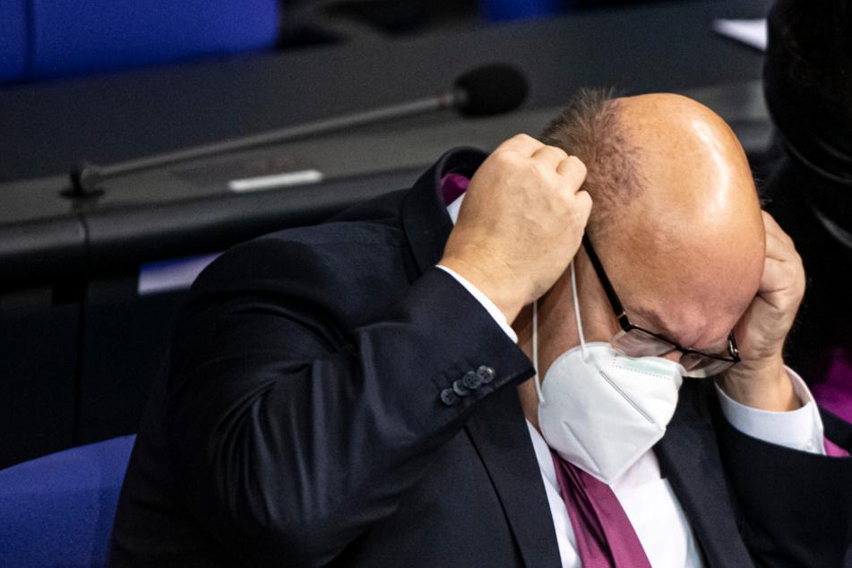 Wirtschaftsminister Altmaier in Quarantäne