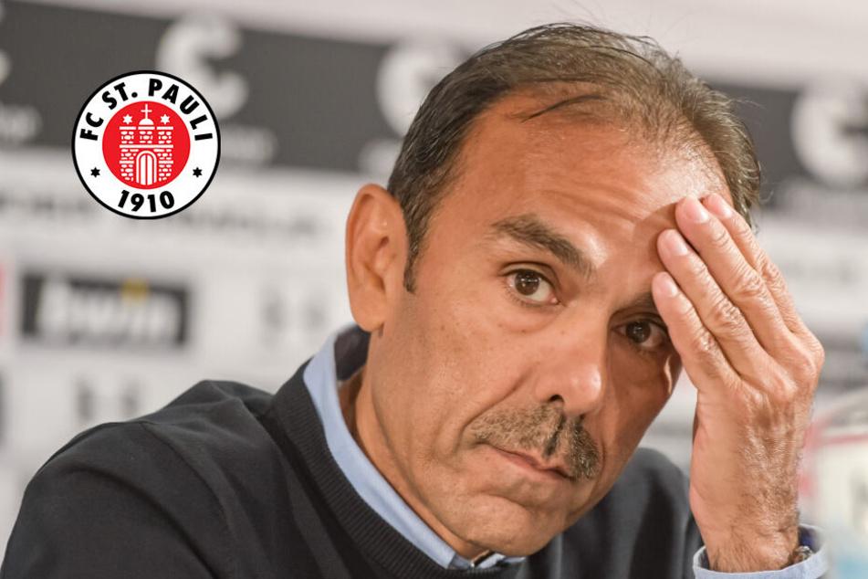 15 Spieler fehlen! FC St. Pauli reist mit Rumpfelf ins Erzgebirge