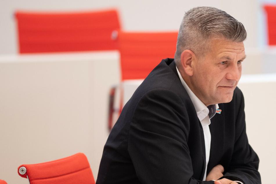 Brandenburgs AfD-Vize von Lützow soll Polizisten bedroht haben
