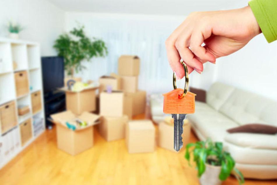 Die Wohnungsanzeige klang perfekt. Den Schlüssel sollte es gegen Vorkasse geben. (Symbolbild)