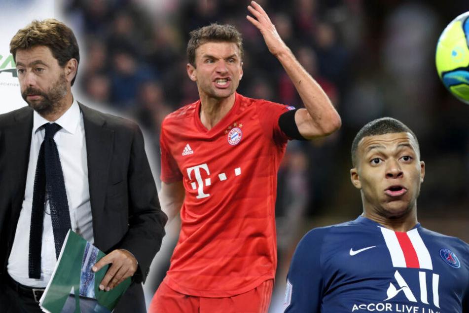 Zweite Champions League in der Sommerpause? Spitzenklubs in Gesprächen!