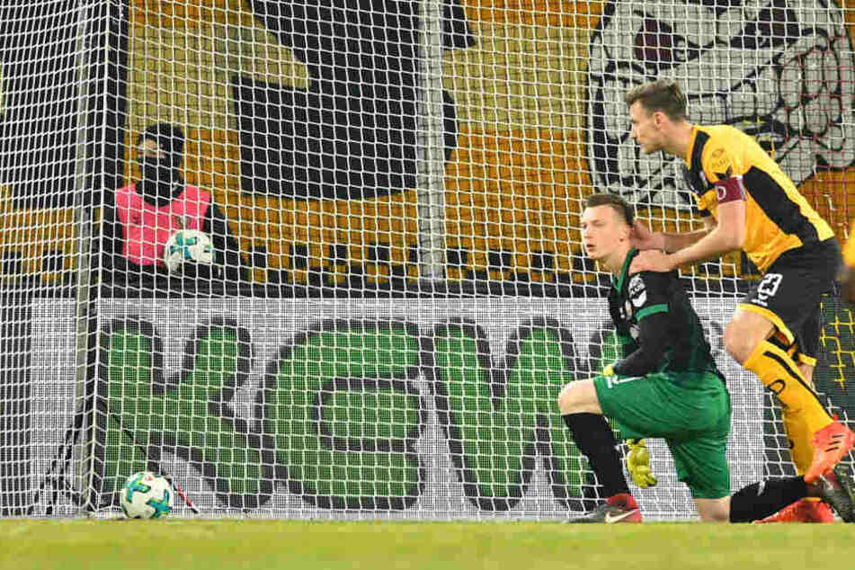 Bundesliga: Dynamo Dresden verliert gegen FC St. Pauli