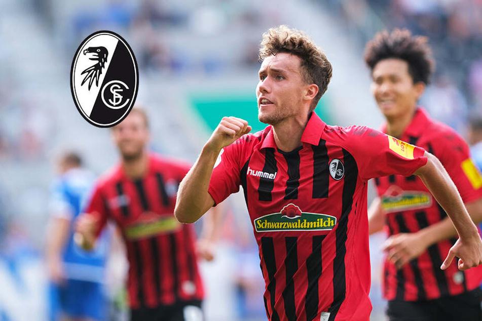 SC Freiburg sensationeller Dritter: Darum ist der SCF das Überraschungsteam der Saison!