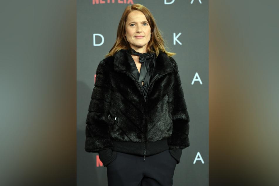 """Karoline Eichhorn (54) spielt in der Netflix-Serie """"Dark"""" die Polizistin Charlotte Doppler. (Archivbild)"""