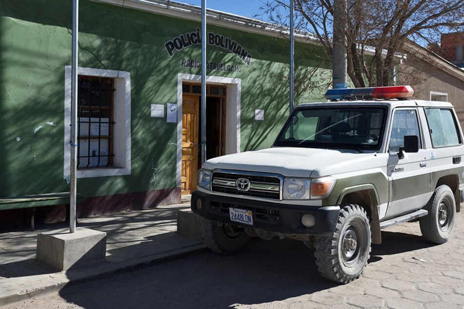 In Bolivien konnte die Polizei die entführte Frau mit ihrem Sohn aufspüren. (Symbolbild)