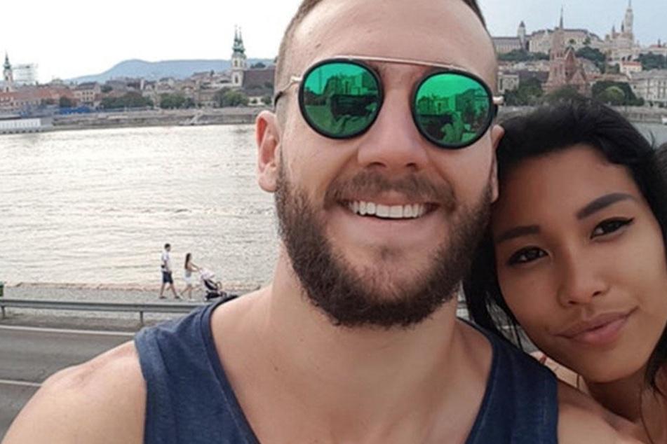 Warum ist dieses Pärchen-Selfie so unfassbar gruselig?