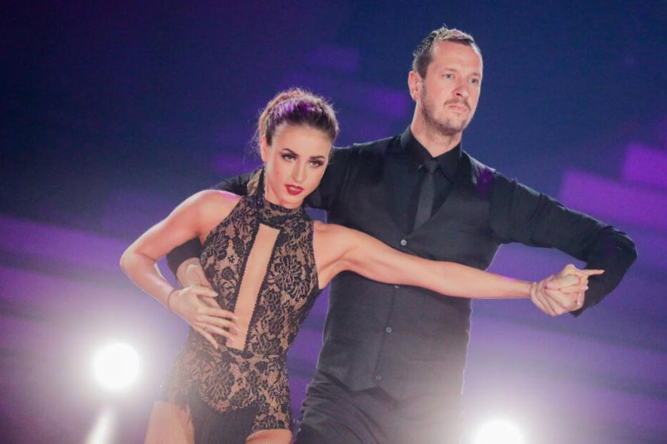 Pascal Hens tanzte sich mit Ekaterina Leonova zum Sieg.