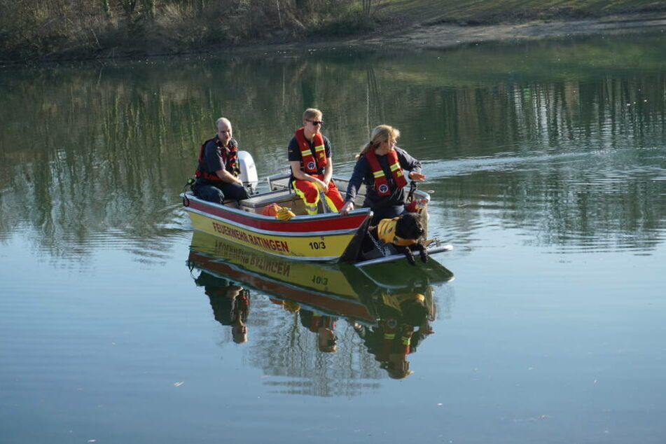 Am Dienstag sind die Rettungskräfte zu einem Einsatz am Grüner See ausgerückt.