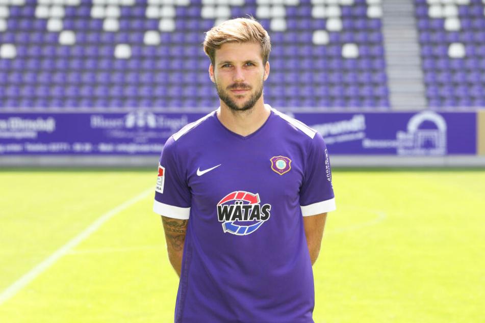 Philipp Zulechner hat seinen Vertrag verlängert.