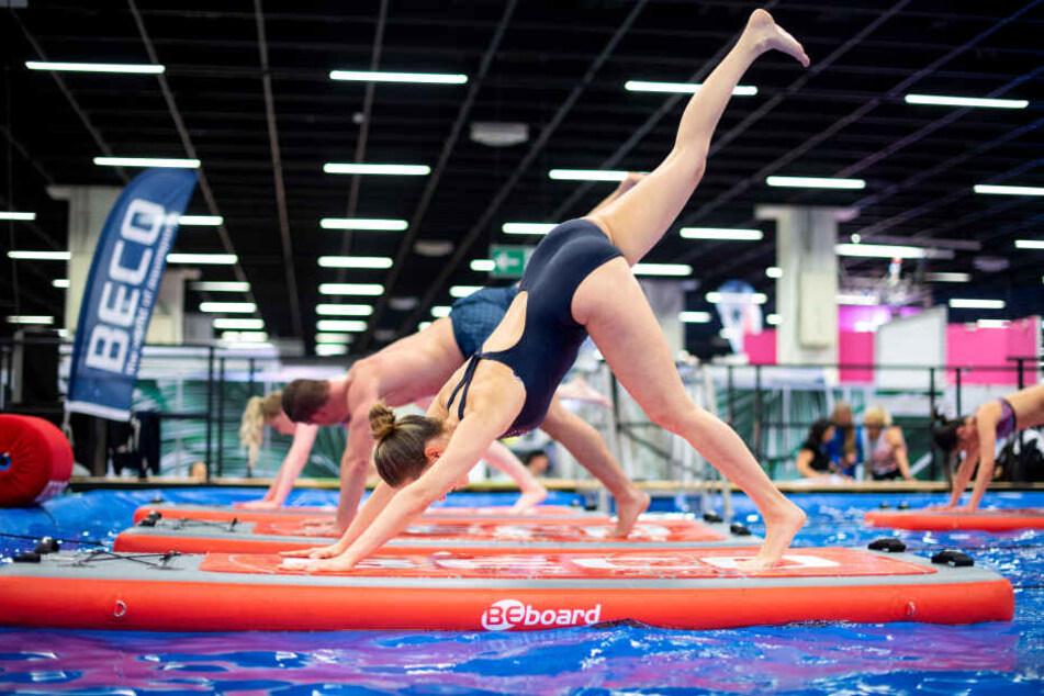 Auf der Fibo2019 zeigen die Aussteller neue Trends aus der Fitnessbranche.