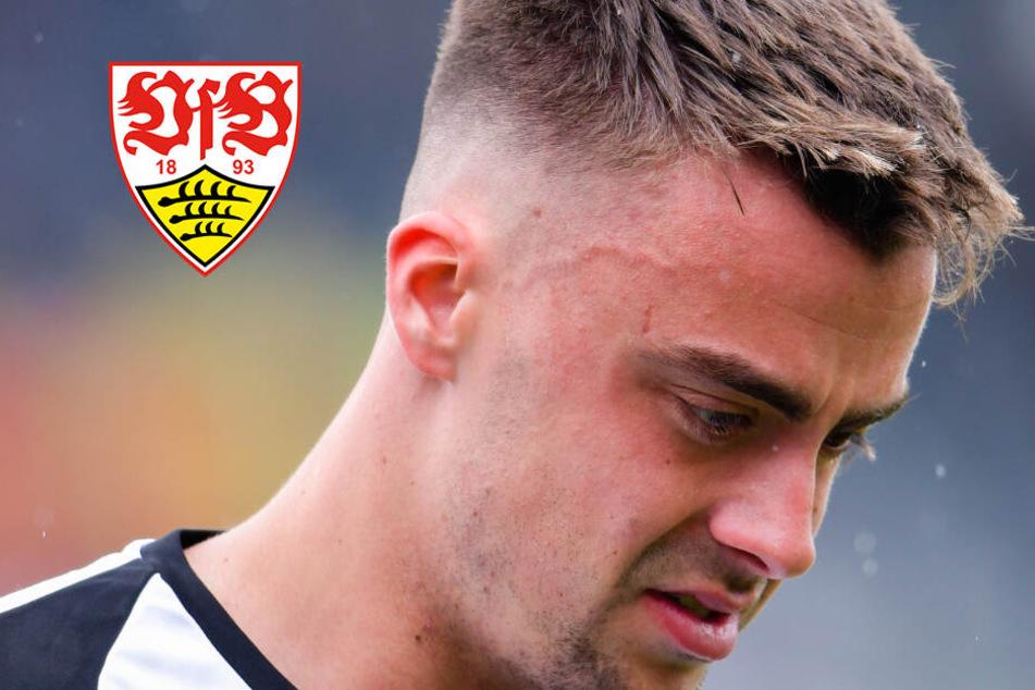 """""""Für mich eine Ehre"""": VfB-Neuzugang Philipp Förster spricht über seine Zukunft"""