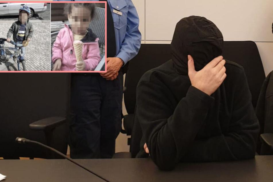 Prozessbeginn nach Doppelmord: Kinder (2 und 5 Jahre alt) vom eigenen Vater getötet?