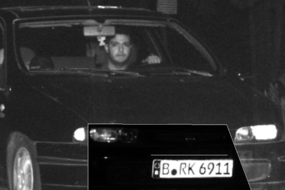 Fast Polizisten überfahren: Wer kennt diesen Verkehrsrowdy?