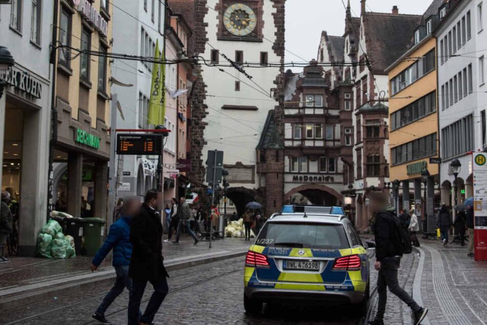 In Freiburg wurde ein mutmaßlicher IS-Kämpfer festgenommen.