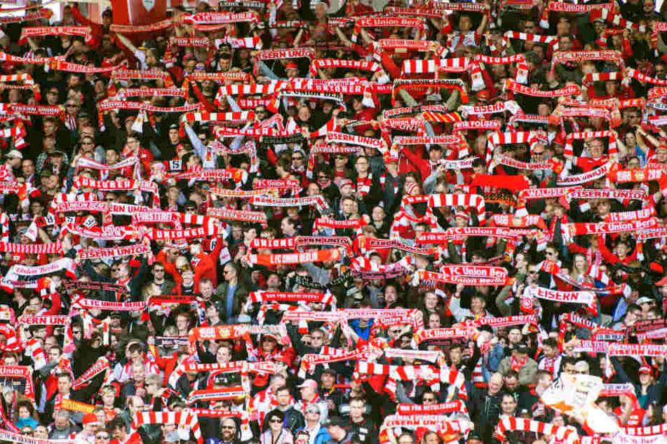 Sehen die Fans bald in der ausgebauten Alten Försterei Bundesliga-Fußball?